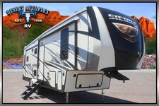 2019 Forest River Sierra HT 3250IK Triple Slide Fifth Wheel RV