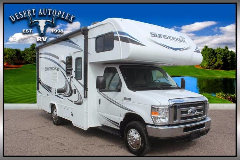 2019 Forest River SunSeeker 2250SLE Single Slide Class C Motorhome Mesa AZ