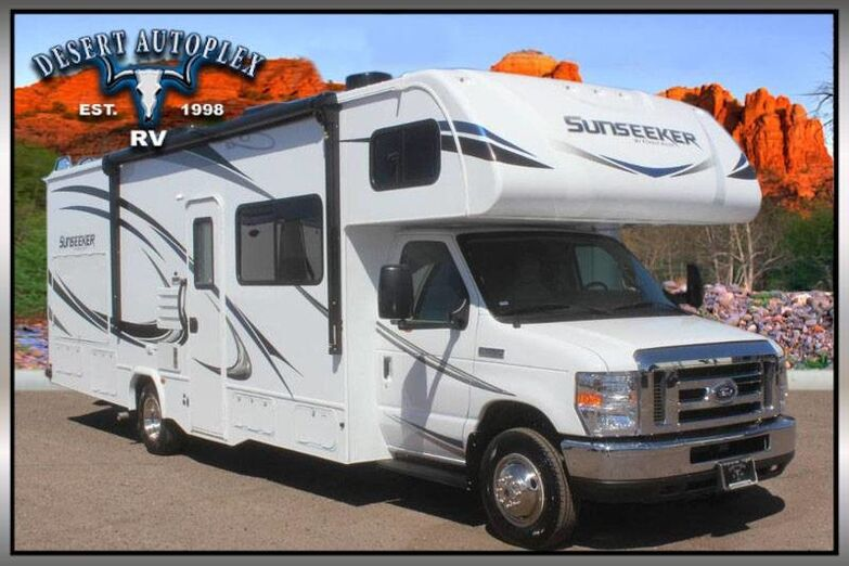 2019 Forest River SunSeeker 2860DS Double Slide Class C Motorhome Mesa AZ