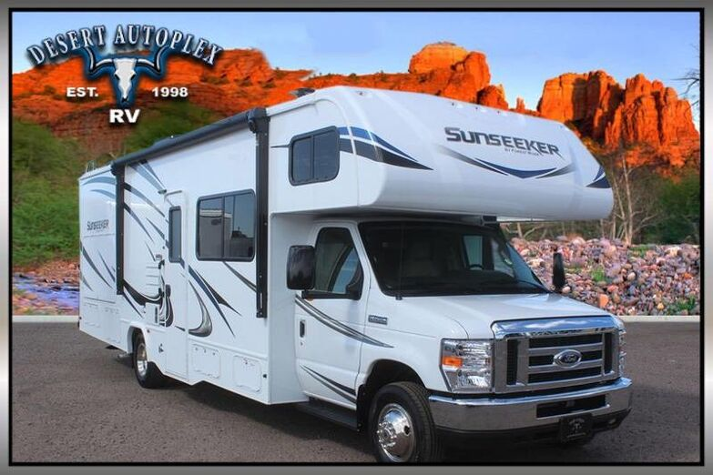 2019 Forest River Sunseeker 2860 Double Slide Class C Motorhome Mesa AZ