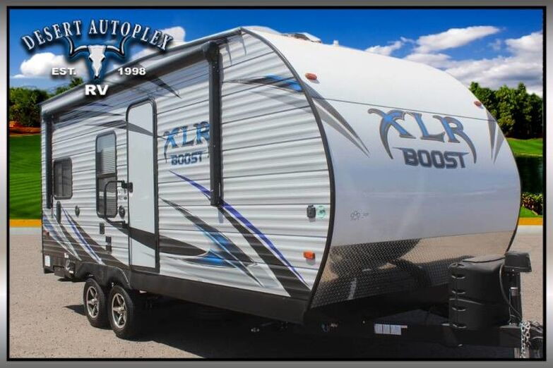 2019 Forest River XLR Boost 20CB Toy Hauler Mesa AZ