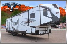 2019 Forest River XLR Nitro 36VL5 Double Slide Fifth Wheel Toy Hauler