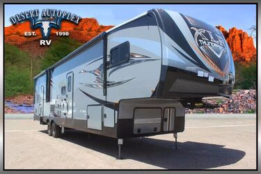 Forest River XLR Thunderbolt 341AMP Double Slide Fifth Wheel Toy Hauler Mesa AZ