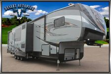 2019 Forest River XLR Thunderbolt 382AMP Triple Slide Fifth Wheel Toy Hauler