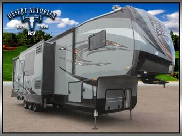Forest River XLR Thunderbolt 382AMP Triple Slide Fifth Wheel Toy Hauler Mesa AZ