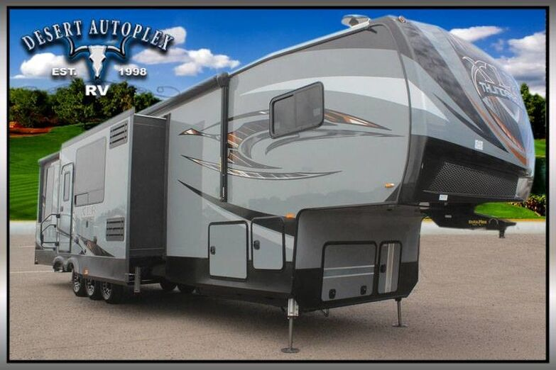 2019 Forest River XLR Thunderbolt 382AMP Triple Slide Fifth Wheel Toy Hauler Mesa AZ