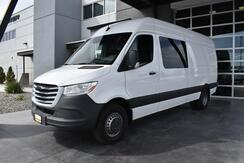 2019_Freightliner_Sprinter_Crew 3500 XD V6 High Roof 170 RWD_ West Valley City UT