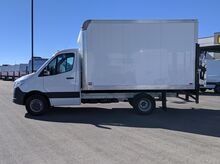 2019_Freightliner_Sprinter_Cab Chassis 3500 XD V6 144 RWD with Knapheide 12' Straight Box Van with Lift Gate_ West Valley City UT
