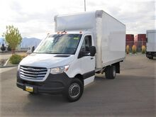 2019_Freightliner_Sprinter_Cab Chassis 4500 170 RWD with Knapheide 16' Box Van_ West Valley City UT