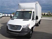 2019_Freightliner_Sprinter_Cab Chassis 4500 V6 170 RWD with Knapheide 16' Box Van and Lift Gate_ West Valley City UT