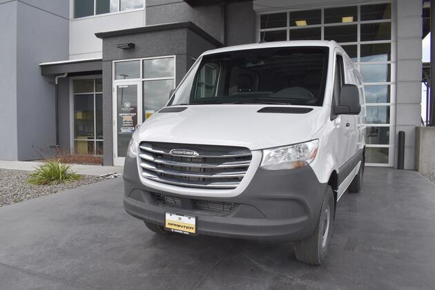 2019 Freightliner Sprinter Cargo 2500 144 RWD West Valley City UT