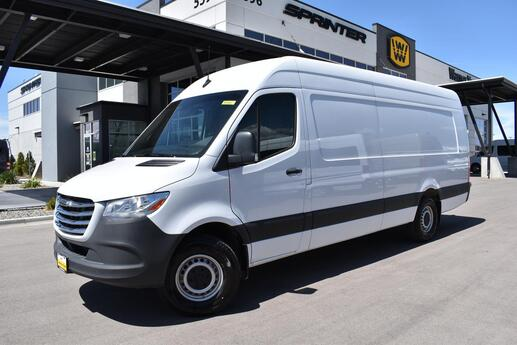 2019 Freightliner Sprinter Cargo 2500 V6 High Roof 170 Extended RWD West Valley City UT