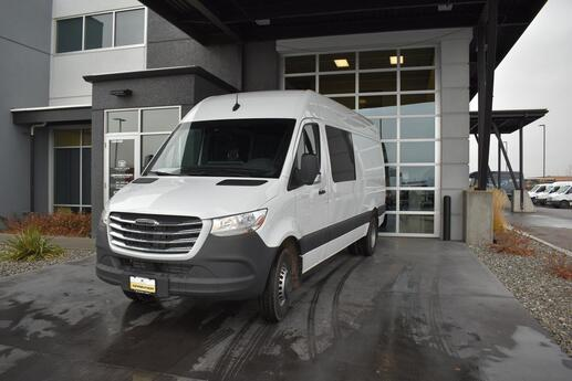 2019 Freightliner Sprinter Cargo 3500 XD V6 High Roof 170 RWD West Valley City UT