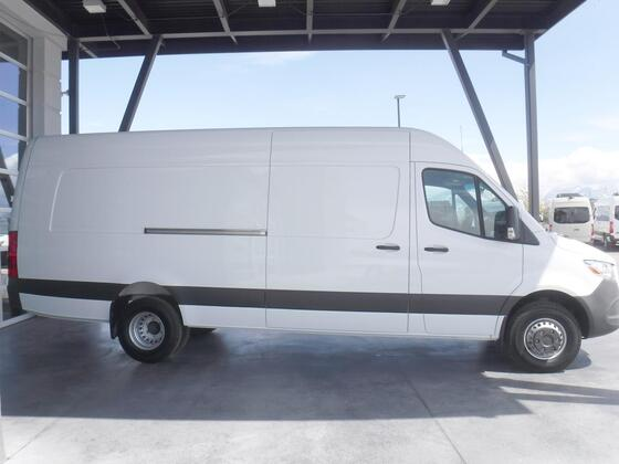 2019 Freightliner Sprinter Cargo 3500 XD V6 High Roof Extended 170 RWD West Valley City UT