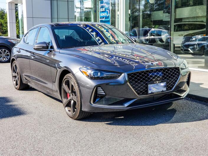 2019 GENESIS G70 SPORT AWD G70 SPORT  AWD Maple Ridge BC