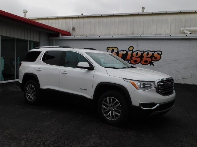 2019 GMC Acadia AWD 4dr SLE w/SLE-2 Fort Scott KS
