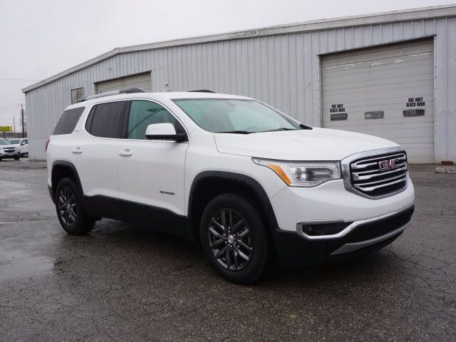 2019 GMC Acadia AWD 4dr SLT w/SLT-1 Fort Scott KS