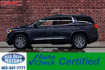 2019_GMC_Acadia_AWD Denali Leather Roof Nav BCam_ Red Deer AB