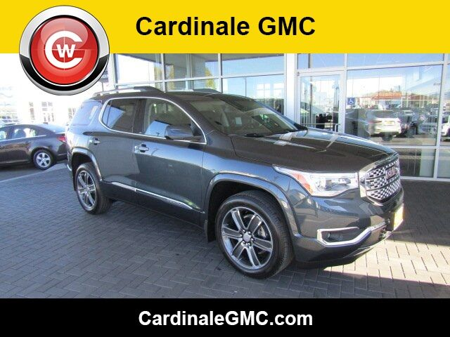2019 GMC Acadia Denali Seaside CA