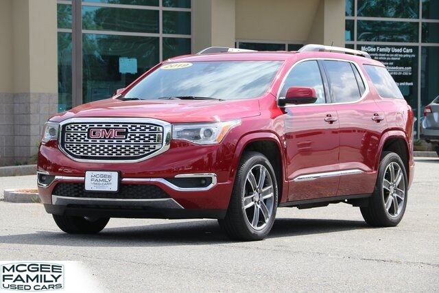 2019 GMC Acadia Denali White River Junction VT