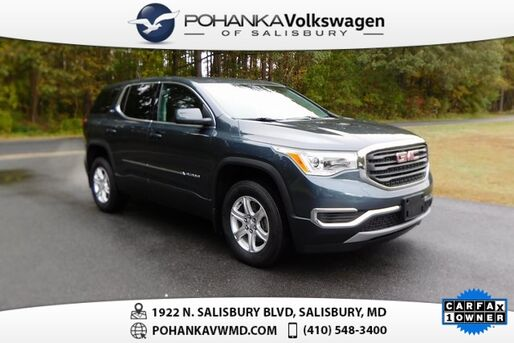 2019_GMC_Acadia_SLE-1 ** THIRD ROW ** HUGE PRICE DROP **_ Salisbury MD