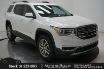 GMC Acadia SLE-2 CAM,HTD STS,KEY-GO,18IN WLS,3RD ROW 2019