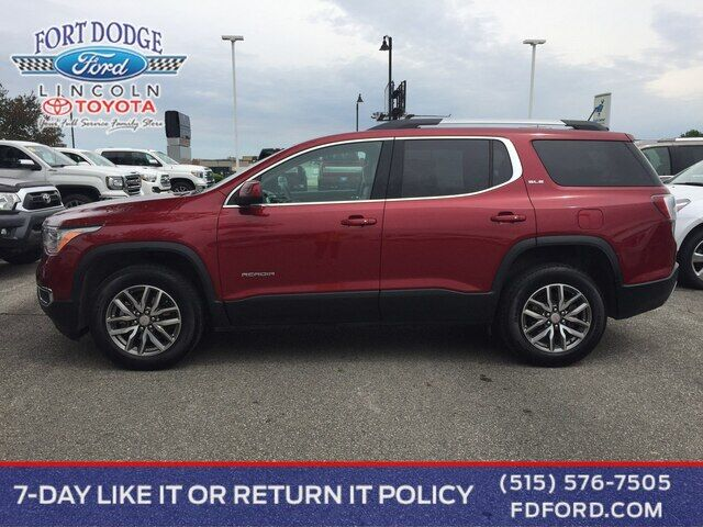 2019 GMC Acadia SLE-2 Fort Dodge IA