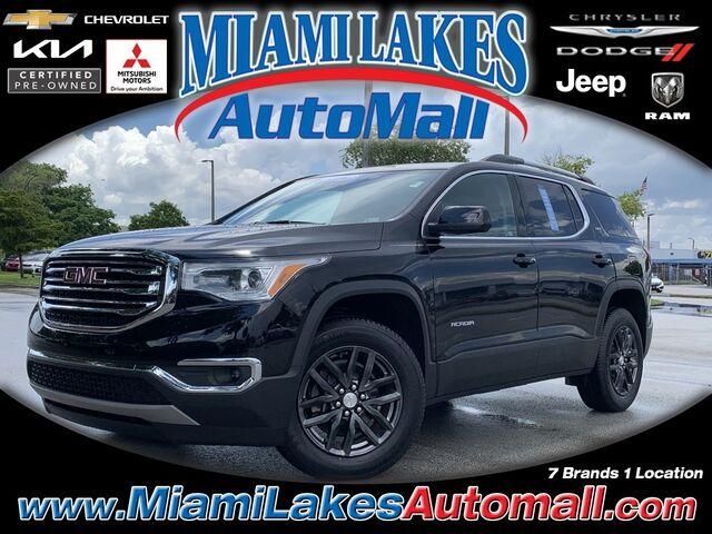 2019 GMC Acadia SLT-1 Miami Lakes FL