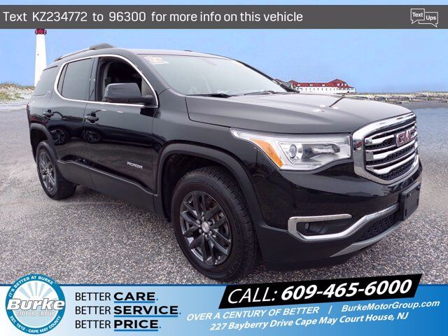2019 GMC Acadia SLT South Jersey NJ