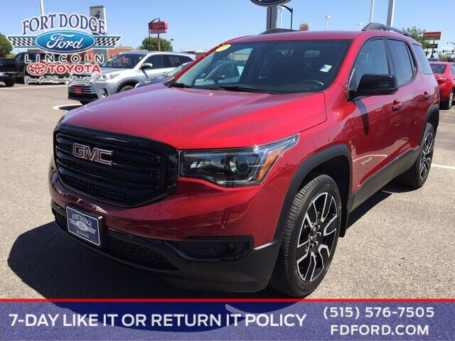 2019 GMC Acadia SLT Fort Dodge IA