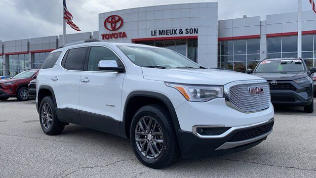 2019 GMC Acadia SLT Green Bay WI