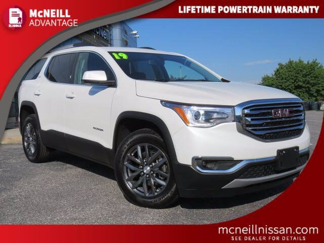 2019 GMC Acadia SLT High Point NC