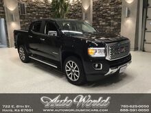 2019_GMC_CANYON DENALI CREW 4X4__ Hays KS