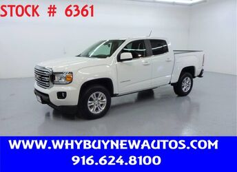 GMC Canyon ~ Crew Cab ~ Only 18K Miles! 2019