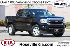 2019_GMC_Canyon_2WD SLE_ Roseville CA