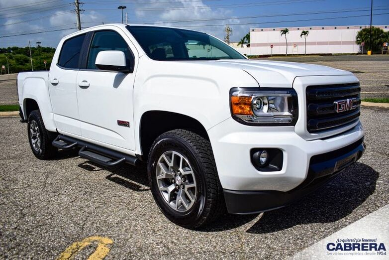 2019 GMC Canyon 4WD All Terrain w/Cloth Arecibo PR