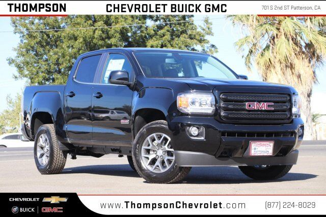 2019 GMC Canyon 4WD All Terrain w/Cloth Patterson CA