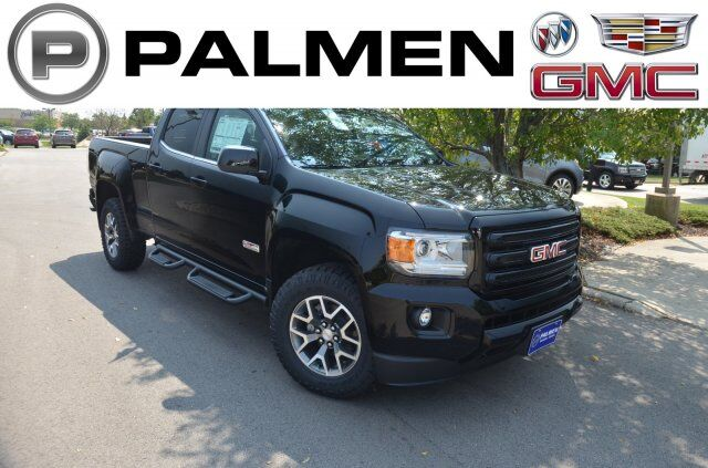 2019 GMC Canyon 4WD All Terrain w/Leather Kenosha WI