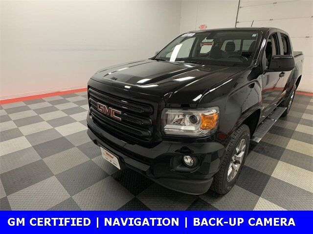 2019 GMC Canyon 4WD All Terrain with Leather Fond du Lac WI
