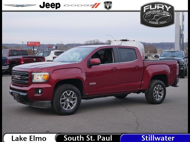 2019 GMC Canyon 4WD Crew Cab 128.3 SLT St. Paul MN