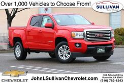 2019_GMC_Canyon_4WD SLE_ Roseville CA