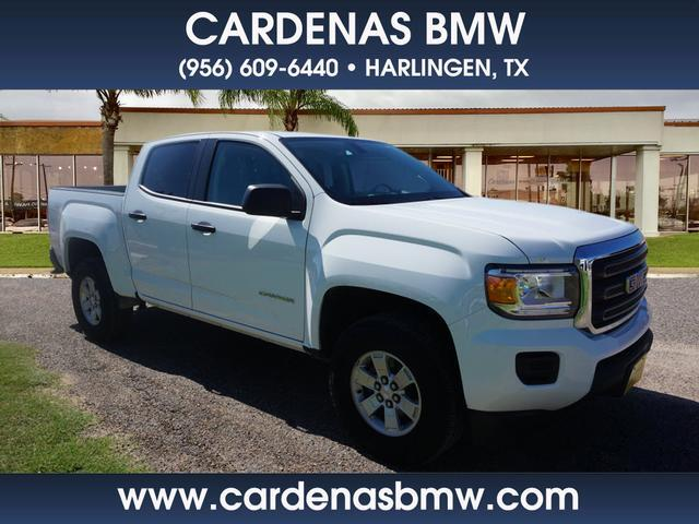 2019 GMC Canyon Base Harlingen TX
