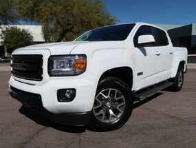 GMC Canyon Crew Cab 4WD All Terrain w/Leather 2019