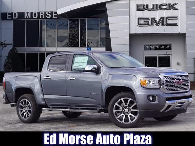 Gmc Canyon Denali >> 2019 Gmc Canyon Denali Port Richey Fl 28041492