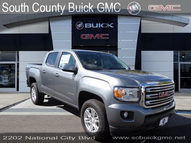 2019 GMC Canyon SLE1 San Diego County CA