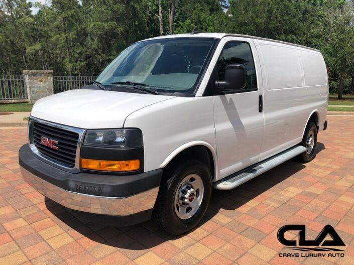 2019 GMC Savana Cargo Van  The Woodlands TX