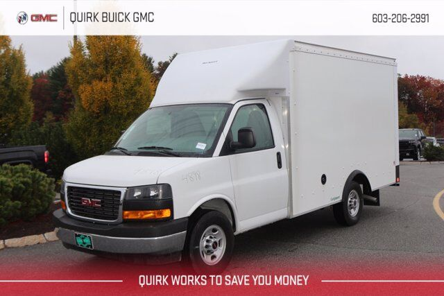 2019 GMC Savana Commercial Cutaway BASE Manchester NH