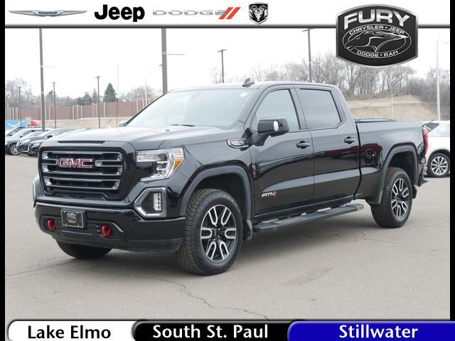 2019 GMC Sierra 1500 4WD Crew Cab 147 AT4 St. Paul MN