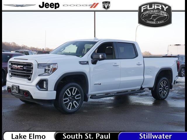 2019 GMC Sierra 1500 4WD Crew Cab 157 AT4 St. Paul MN