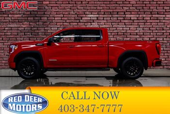 2019_GMC_Sierra 1500_4x4 Crew Cab Elevation BCam_ Red Deer AB